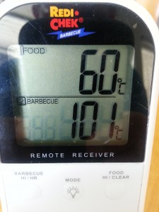 Maverick steketermometer